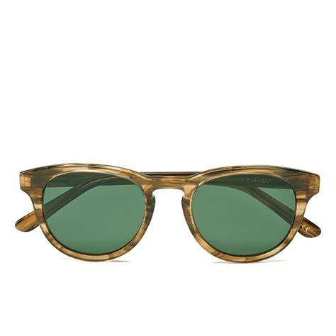 Handmade Sunglasses - han kjobenhavn timeless handmade sunglasses horn free