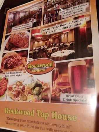 rockwood tap house rockwood tap house downers grove restaurantbeoordelingen tripadvisor