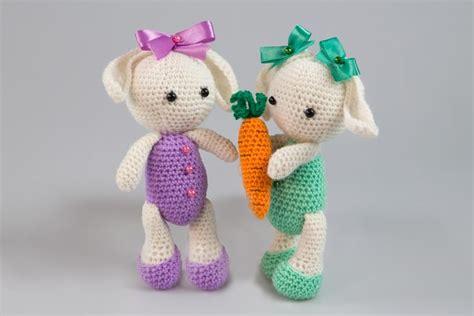 pdf pattern amigurumi bunny rabbit amigurumi crochet bunny knitting pdf pattern rabbit hare