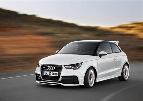 limited edition 252 hp audi a1 quattro extravaganzi