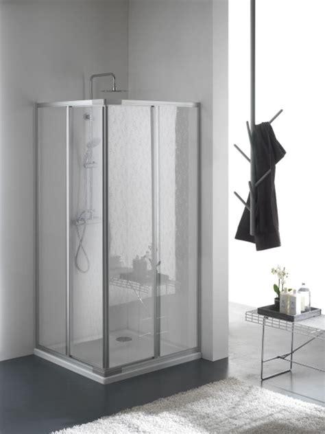 docce in cristallo box doccia in cristallo quot brio quot apertura scorrevole