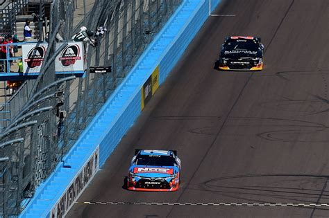 groundhog day xfinity cp motorsports kyle busch cruises to yet another xfinity