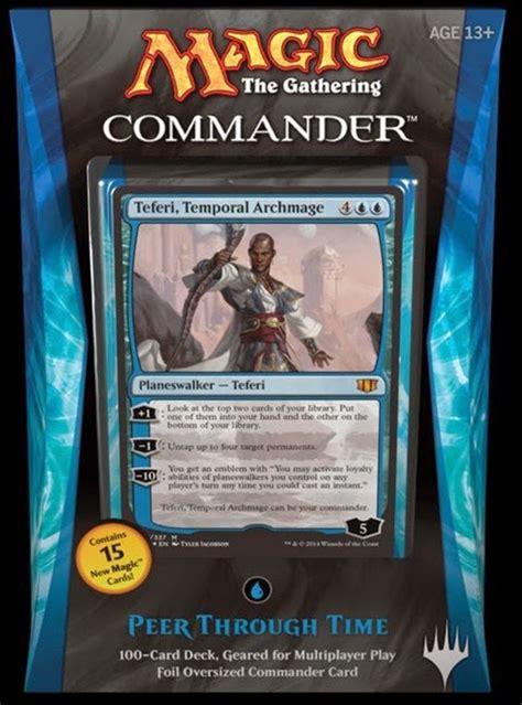 top decks mtg best of the 2015 magic commander decks autos post