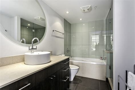 small spa like bathroom modern loft townhouse in vancouver small space solutions