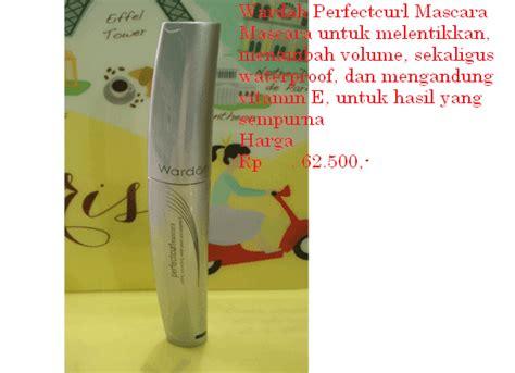 Harga Wardah Cosmetic djaya cosmetics produk wardah