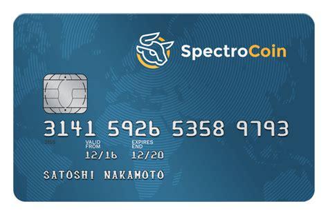 Atm Gift Card - bitcoin debit card spectrocoin