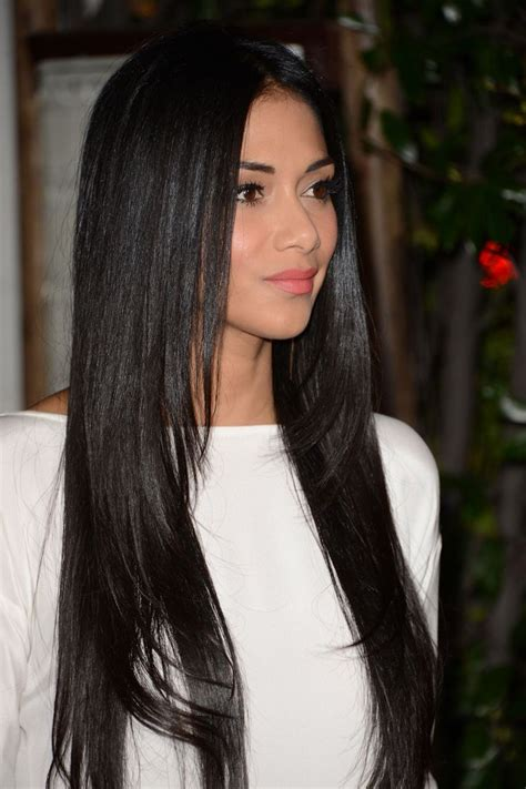 hairdos for long straight black hair stylish haircuts for black hair new haircuts to try for
