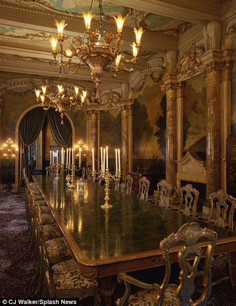 trump tower gold room inside the very flashy mar a lago resort where trump is