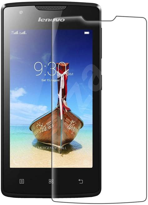 Tempered Glass Lenovo A1000 connect it glass shield for lenovo a1000 tempered glass