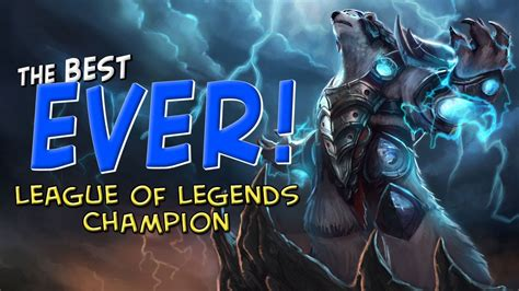 the best of legend the best league of legends chion the best