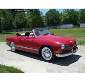 1972 Volkswagen Karmann Ghia  Information And Photos MOMENTcar