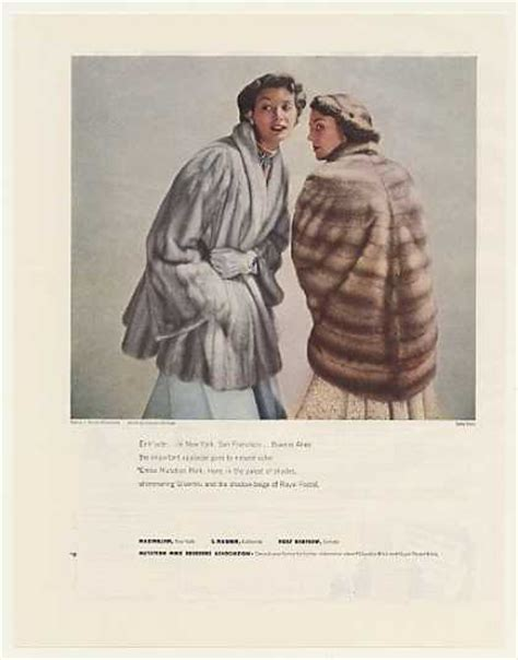 Original Emba Denosiq Heavy vintage clothes fashion ads of the 1940s page 7