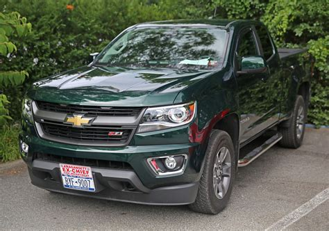 chevrolet extended cab file 2015 chevrolet colorado z71 extended cab 4wd front
