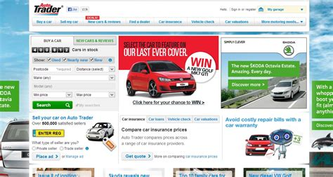 autotrader uk autotrader co uk norton s notes