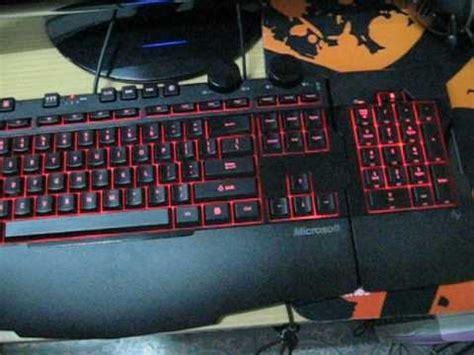 Keyboard Microsoft Sidewinder X6 microsoft sidewinder x6 keyboard avi