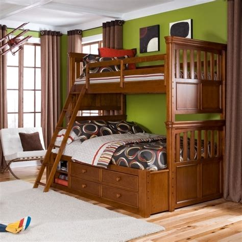 bunk bed with full size bed on bottom twin bunk bed with queen size bottom image 26 bed