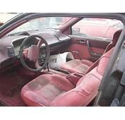 1988 Chevrolet Beretta GT Parts Car