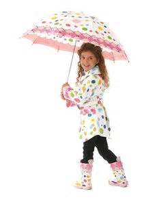 Jacket Polkadot Baby Tery Lmfc 1000 images about younger raincoats on