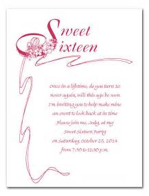 jody s sweet sixteen birthday invitations by invitation consultants cc ne6nv 93 99