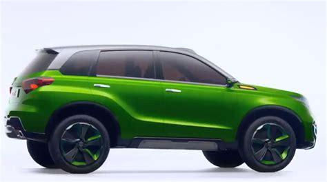 Suzuki Green Suzuki Iv4 Green With Black Contrast Roof Indian Autos