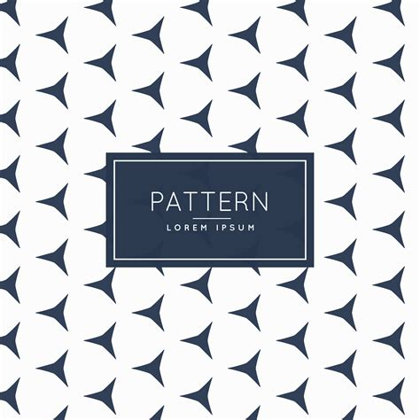 abstract shape pattern vector clean abstract shapes pattern design download free