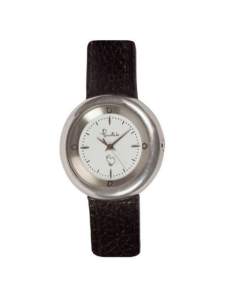 orologio pomellato pomellato orologio da polso in acciaio al quarzo