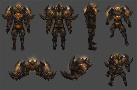 Cycle 8 Preview by Arena Season 8 Neue Armor Sets Bilder Preview Five Sec Rule