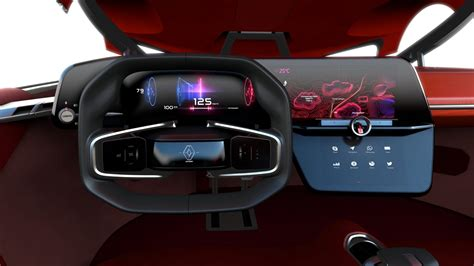 renault trezor interior trezor concept concept cars vehicles renault uk