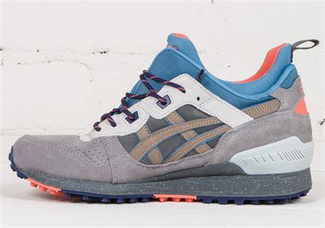 Sepatu Sneakers Asics Gell Lyte Iii Mt Navy Sol Gum For asics gel lyte iii mt carbon grey sneaker bar detroit