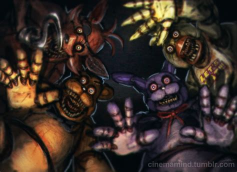 five nights at freddy s fan cinemamind five nights at freddy s fan