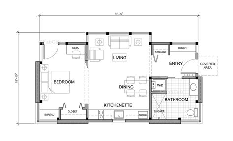 550 square feet floor plan sustainable small house design timbercab 550