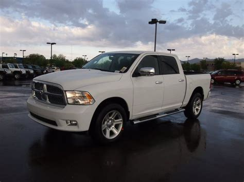 Tempe Dodge Chrysler Jeep by 2012 Ram 1500 Laramie Longhorn Limited Edition At Tempe