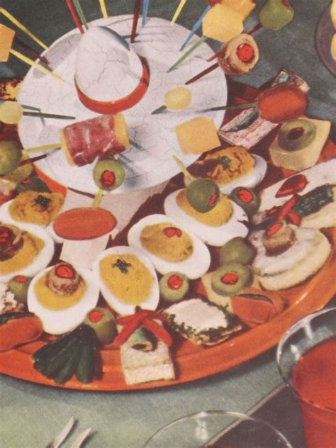 retro recipes from the 50s and 60s 103 vintage appetizers dinners and drinks everyone will books 1472 best images about vintage and retro food on