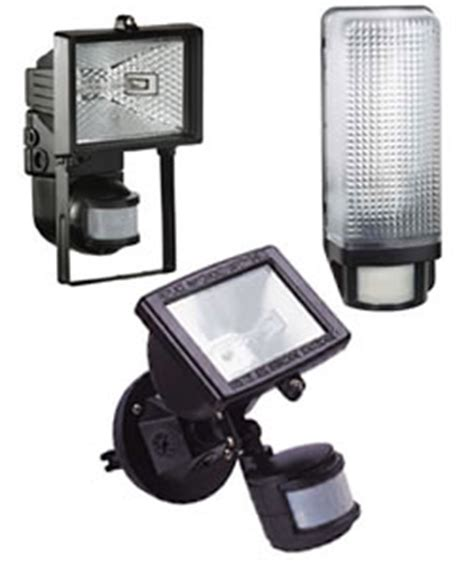 security lighting galway