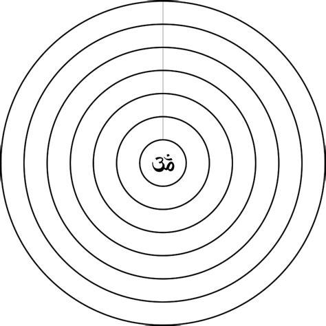 imagenes de mandalas con circulos circulos para imprimir imagui
