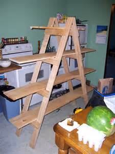How To Build Ladder Shelf by 301 Moved Permanently