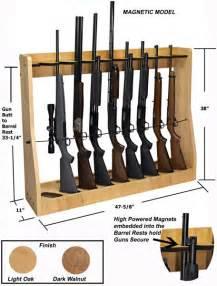 Quality rotary gun racks quality pistol racks magnetic