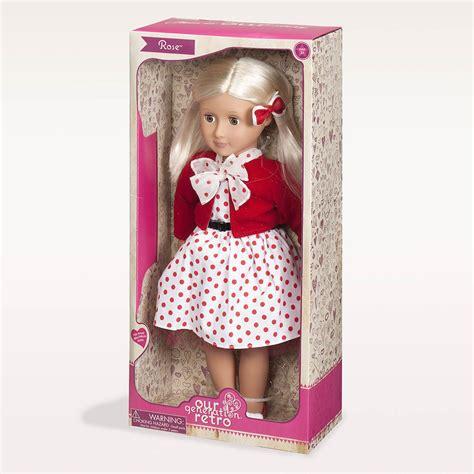 our generation og doll retro spotty doll