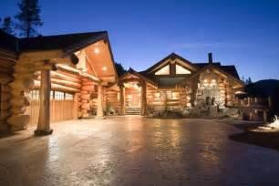 luxury log homes mt shasta majestic retreat luxury log home vrbo