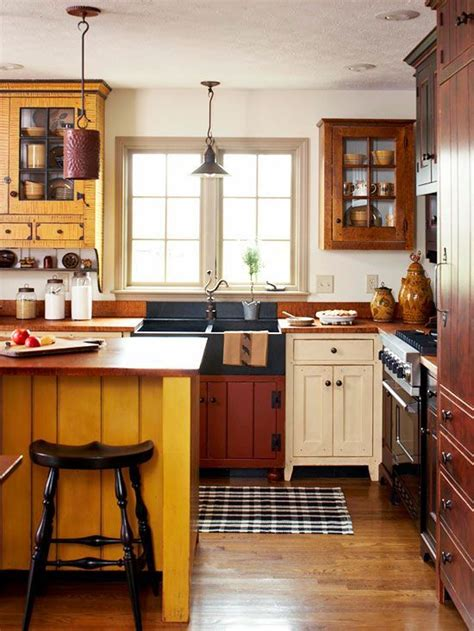 primitive kitchen furniture 390 best images about prim colonial country kitchen on the cabinet colonial