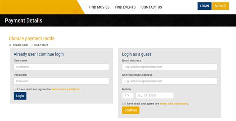 ticket booking ticket booking system cinema ticketing