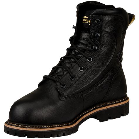 golden retriever work boots s golden retriever 174 8 quot composite toe metguard boots 183542 work boots