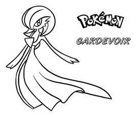 coloring books pokemon gardevoir print free download