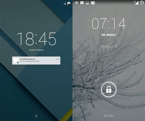 android lollipop vs android kitkat new features new features and changes in android lollipop make tech