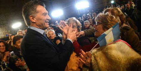 pago d juicios a jubilados d argentina ao 2016 macri comienza una nueva relaci 243 n con los jubilados