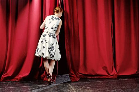 woman behind the curtain stage right bonnie mcfarlane on women in comedy ladyclever