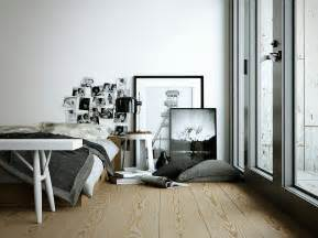 Monochrome Bedroom Design Ideas Monochrome Bedroom Interior Design Ideas
