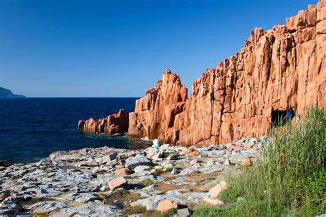 arbatax porto rocce rosse sardegnaturismo sito ufficiale turismo