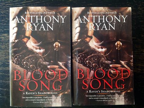 Blood Song by Blood Song Signed