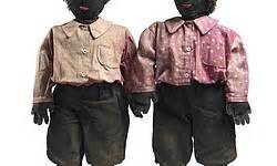 black doll exhibit san diego handmade black dolls exhibit offers insight into past and